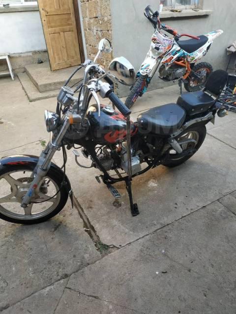 Viper Harley ZS50F. 110куб. см., исправен, птс, с пробегом