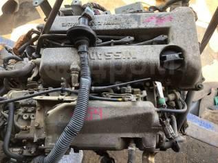 Двигатель Nissan Serena, PC24, SR20DE