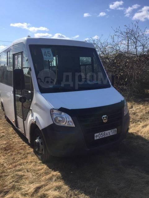 ГАЗ ГАЗель Next. Продам автобус Газель Next 2015 года Cityline, 18 мест, С маршрутом, работой