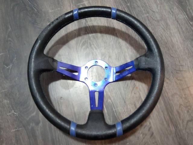 Drift руль МОМО с максимальным выносом!