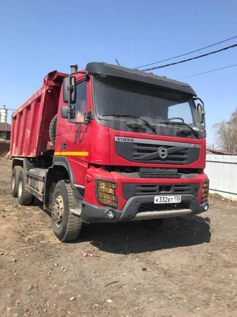 Volvo. Продаётся грузовик FMX- Truck 6*6, 13 000куб. см., 27 000кг., 6x6