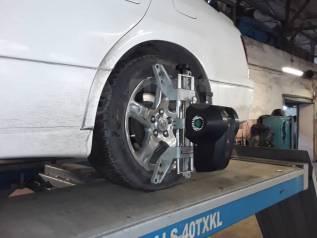 Автосервис Триада ремонт стоек, кузовной ремонт , развал схождение.