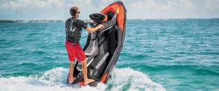 Продам гидроцикл BRP Sea-Doo BRP Spark 3UP 900 IBR Trixx