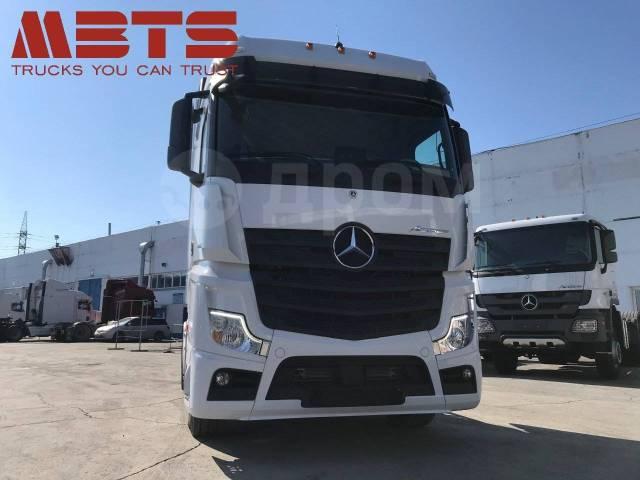 Mercedes-Benz Actros. Продаётся седельный тягач MB Actros (5-поколение) 1845 LS (2020), 12 800куб. см., 25 000кг., 4x2