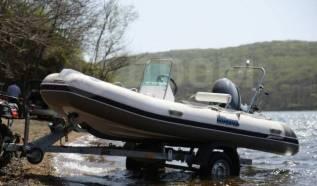 Лодка риб Stormline Экстра 430