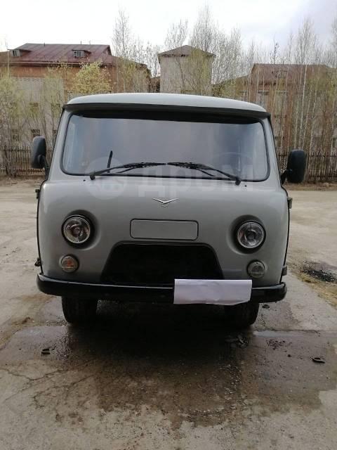 УАЗ-390945 Фермер. Продам УАЗ Фермер, 2 700куб. см., 1 000кг., 4x4