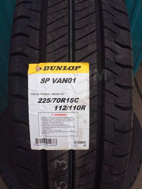 Dunlop SP Van01. летние, 2019 год, новый