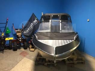 Лодка Тактика-430 DCM + Mercury (Меркури) 30 EL