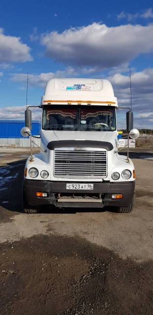 Freightliner Century. Фредлайнер Центури, 15 000куб. см., 30 000кг., 6x4
