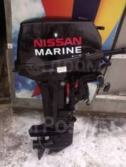 Лодочный мотор Nissan marine NS15 E2