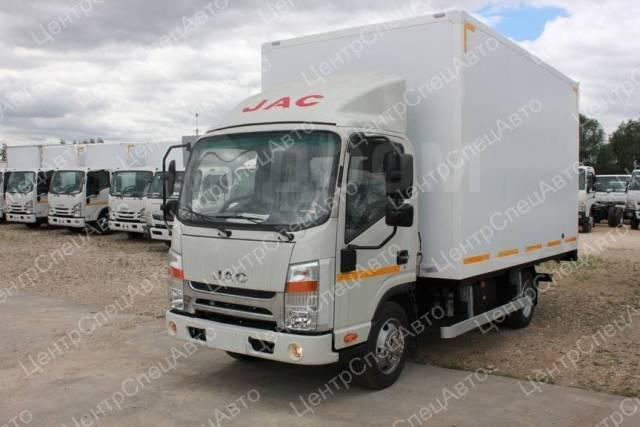 JAC N56. Автофургон изотермический JAC N-56, 4х2, 2 746куб. см., 3 500кг., 4x2