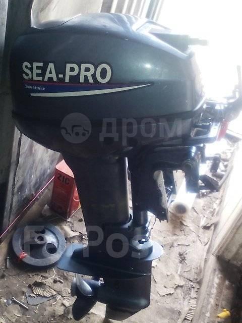 Sea-Pro. 15,00л.с., 2-тактный, бензиновый, нога S (381 мм), 2017 год. Под заказ из Хабаровска