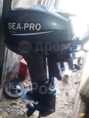 Лодочный мотор Sea-pro 15