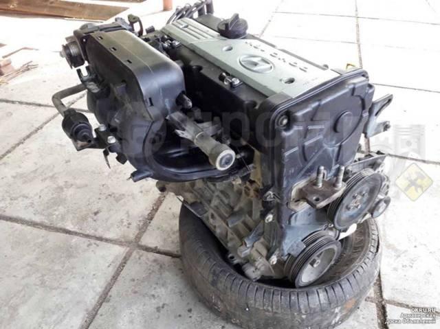 Двигатель Hyundai Accent 1.5 G4EC Хендай Акцент