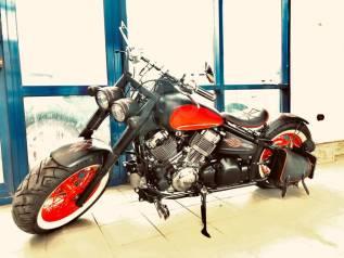 Yamaha Dragstar / V-Star / XVS, 2001