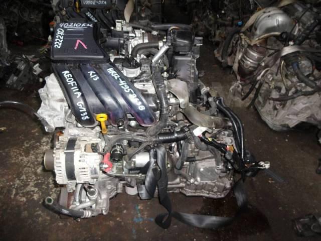 Двигатель Nissan HR12DE Контрактный | Установка, Гарантия, Кредит