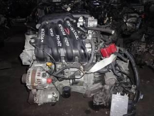 Двигатель Nissan HR16DE Контрактный | Установка, Гарантия, Кредит