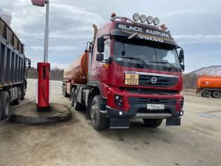 Volvo fmx 6x6, 2014