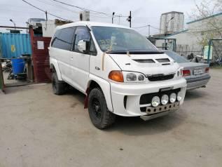 Выбор запчастей на Mitsubishi Delica Матросова 30