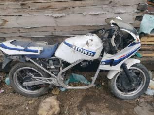 Honda VT250F в разбор