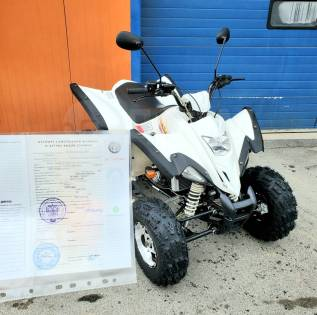 Grizzly Sport 350 с ПСМ, 2020