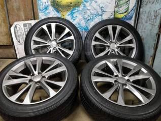 Продам Стильные Фирменные колёса Subaru Legacy+Лето 215/50R17