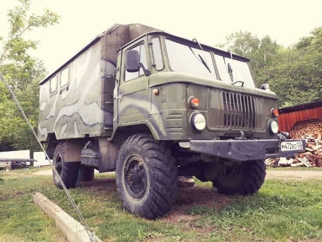 ГАЗ 66-05. Продам ГАЗ 6605 с Кунгом., 4 300куб. см., 5 940кг., 4x4