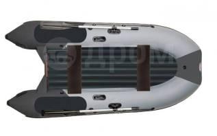 Лодка ПВХ надувная моторная Навигатор 380 НДНД Light Выгода 9700р