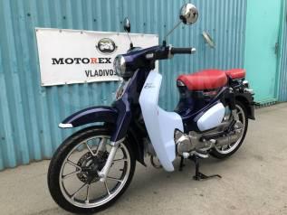 Honda Super Cub 125, 2020