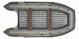 Купить надувную ПВХ лодку Адмирал 380 НДНД