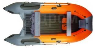 Купить надувную ПВХ лодку Навигатор 380 НДНД Pro