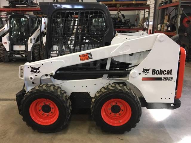 Bobcat S510. Мини-погрузчик , 800кг., Дизельный, 0,45куб. м.