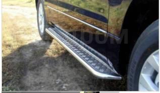 Продажа защитных подножек на авто!