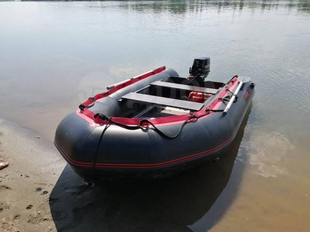 Корсар Командор KMD-350. 2018 год, длина 3,50м., двигатель подвесной, 18,00л.с., бензин