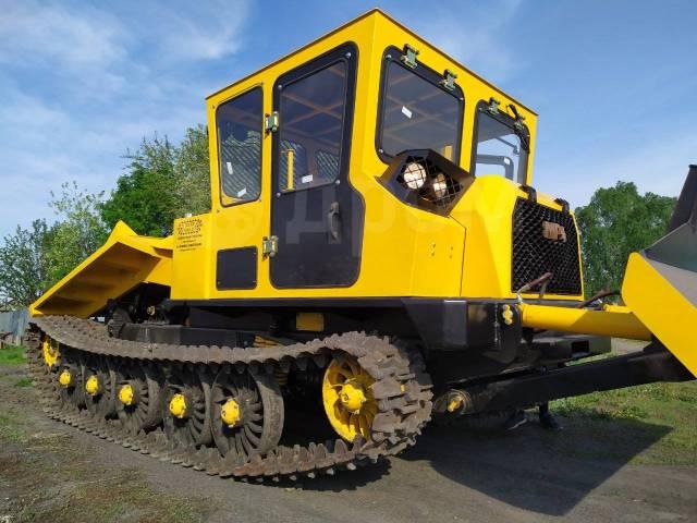 АТЗ ТТ-4. Трелевочный трактор МГ-4 с толкателем, 11 000куб. см., 7 000кг., 14 500кг. Под заказ