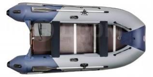 Купить надувную ПВХ лодку Навигатор 350