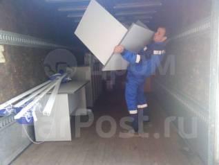 Услуги Бодрых Грузчиков/Разнорабочих! Фургоны! Переезды! Вывоз мусора!