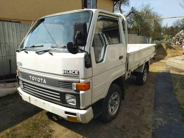 Toyota Hiace. Продается грузовик , 2 400куб. см., 1 250кг., 4x4