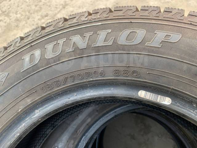 Dunlop Winter Maxx WM02. всесезонные, 2017 год, б/у, износ до 5 %