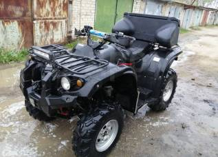 Stels ATV 500H, 2010
