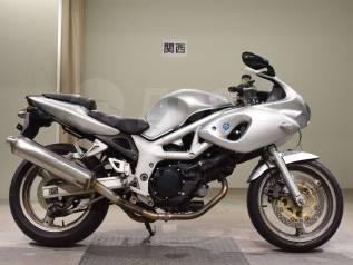 Suzuki SV 400, 2000