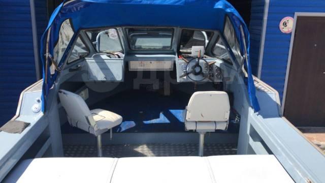 Garpun. 2012 год, длина 6,50м., двигатель подвесной, 140,00л.с., бензин