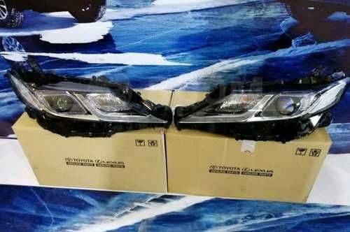 Фара. Toyota Camry, ASV70, AXVA70, AXVH70, GSV70, MXV70