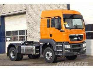 Авторазбор. MAN TGS 19.400 4X2 BLS-WW
