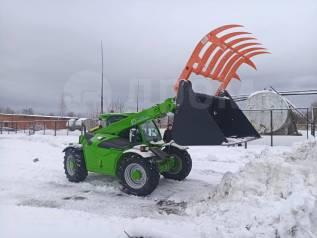 Ковш с прижимом на телескопический погрузчик Haulotte HTL 3210