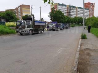 Услуги самосвалов 5-25т 16м3, вывоз грунта Договор НДС