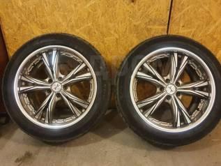 Комплект шикарных колес