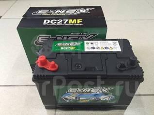 Морской аккумулятор E-Nex DC27MF 90Ач 750А. Корея 2021