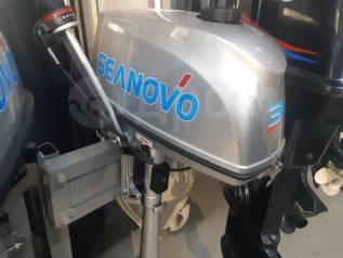 Продам лодочный мотор Мотор Seanovo 3 FHS Новый