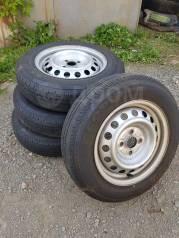 Продам колеса Bridgestone LT155/80/R14 88/86N LT 2018 год